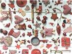 Tovaglia Natale Digitale in cucina